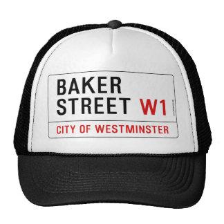 Calle del panadero gorras