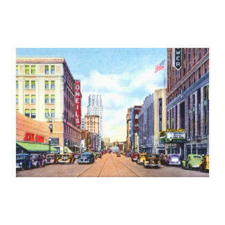 Browse the Travel Canvas Print Collection and personalize by color, design, or style.