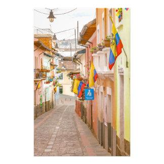 Calle Quito Ecuador de Ronda del La Papeleria De Diseño
