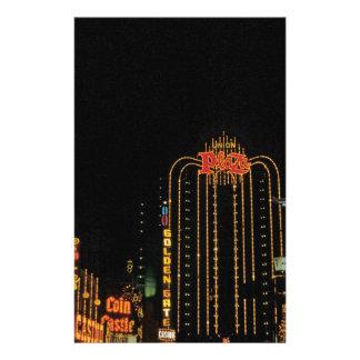 Calle vieja de Las Vegas Fremont Papelería