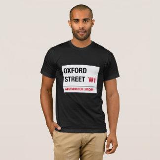 Calle Westminster Londres W1 de Oxford Camiseta