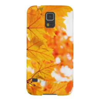 Calor del otoño funda galaxy s5