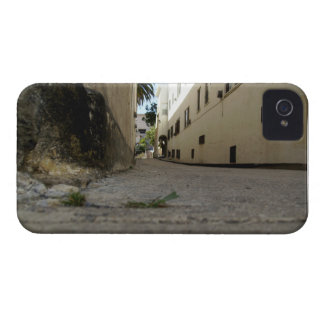 Calzada urbana iPhone 4 cárcasa