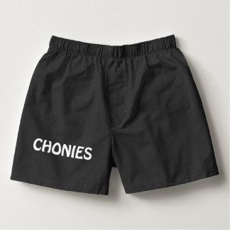 Calzoncillos Pantalones cortos de la ropa interior del boxeador