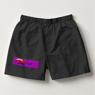Calzoncillos Pantalones cortos del boxeador de los hombres de