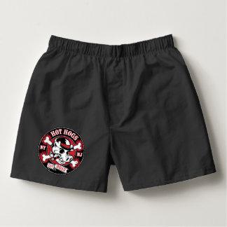 Calzoncillos Pantalones cortos negros clásicos calientes del
