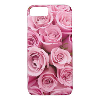 Cama de rosas funda iPhone 7