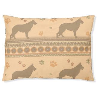 Cama del perro de pastor