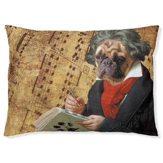 Cama Para Mascotas Barkthoven - el barro amasado de Beethoven