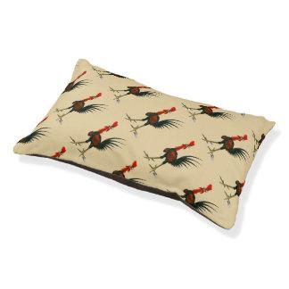 Cama Para Mascotas Gallo loco