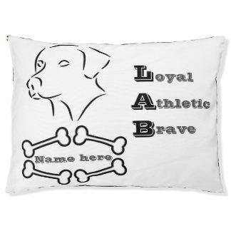 Cama Para Mascotas Labrador