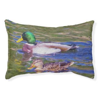 Cama Para Mascotas Patos del pato silvestre