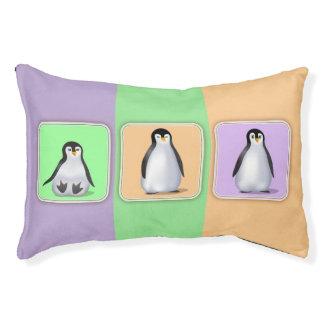 Cama Para Mascotas Pingüinos del bebé