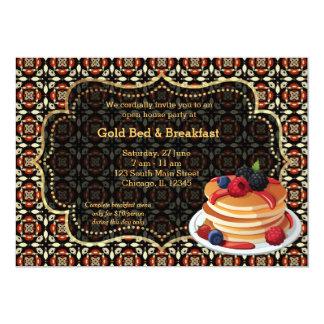 Cama y desayuno de la gran inauguración anuncios
