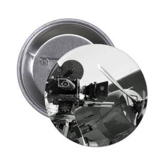 Cámara de película de Mitchell DC-3 Pins
