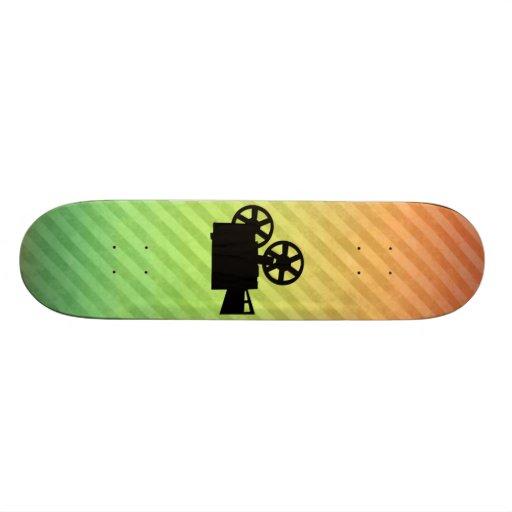 Cámara de película patinetas personalizadas