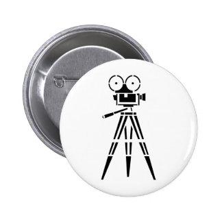 Cámara del escenario de película de la película de pin