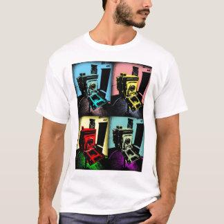 Cámara del estallido camiseta
