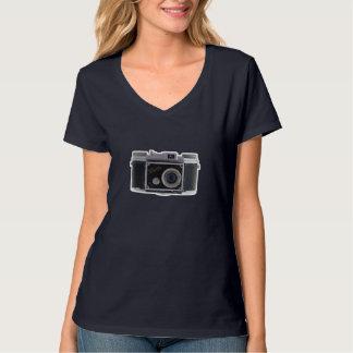 Cámara del vintage de Finetta Camiseta