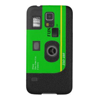 Cámara disponible - verde S5 Funda Para Galaxy S5