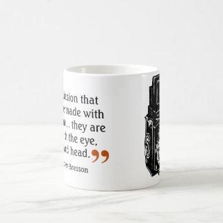 Cámara doble de la lente de la cita 1 del taza de café