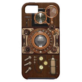 Cámara Vibe de Steampunk TLR del vintage
