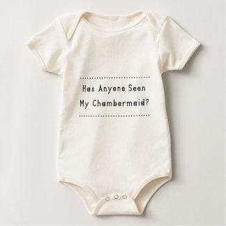 Camarera Body Para Bebé