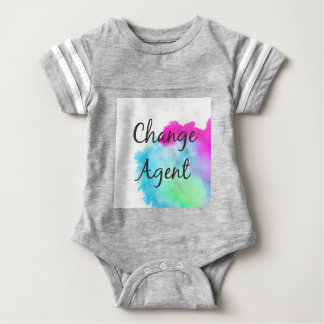 Cambie el agente body para bebé