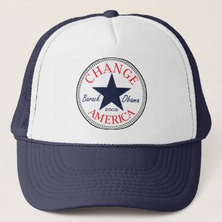 Cambie el gorra de América