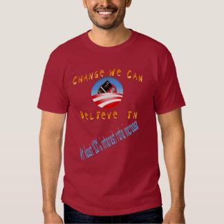 Cambie la camiseta