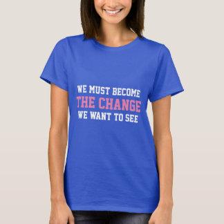 CAMBIO de los estilos de las camisetas de Mahatma