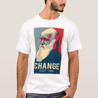 Cambio en un cierto plazo camiseta