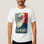 Cambio muy gradual que podemos creer adentro camisetas