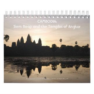 CAMBOYA: Siem Reap y el templo… - Modificado para Calendarios