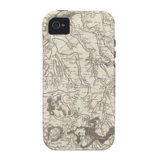 Cambrai Case-Mate iPhone 4 Fundas