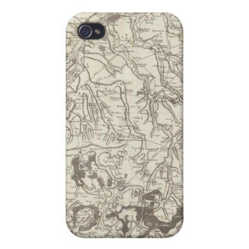 Cambrai iPhone 4 Funda