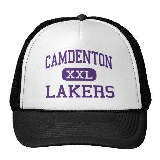 Camdenton - Lakers - altos - Camdenton Missouri Gorros Bordados