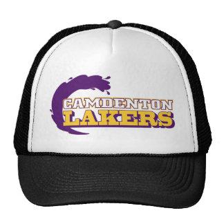 Camdenton Lakers (conferencia de Ozark) Gorras De Camionero