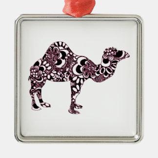 Camello 2 adorno de cerámica