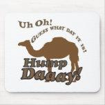 ¡Camello del día de chepa! Alfombrilla De Ratones
