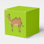 camello lindo paquete de regalo para bodas