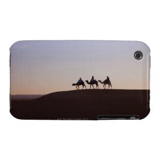 Camellos que montan de la gente, Marruecos Carcasa Para iPhone 3