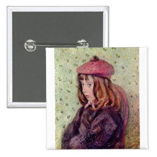Camille Pissarro - lona del aceite de Felix 1881 d Pins