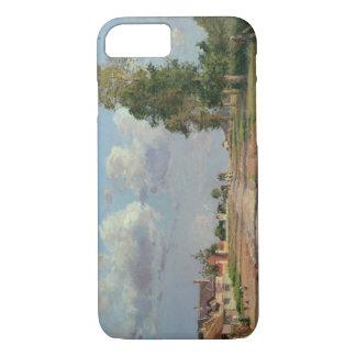 Camille Pissarro - ruta de Versalles Funda iPhone 7