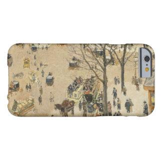 Camille Pissarro - teatro debido Francais del Funda De iPhone 6 Barely There