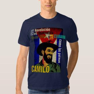 CAMILO CIENFUEGOS CAMISETAS