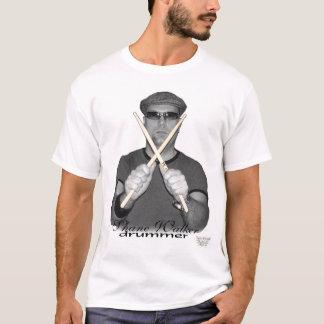 Caminante de Shane - batería Camiseta