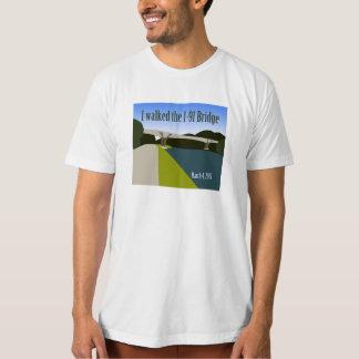 """""""Caminé camiseta del puente I-91"""""""