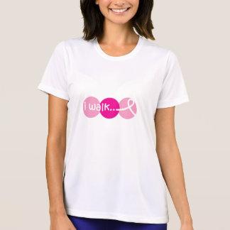 Camino - conciencia del cáncer de pecho camiseta