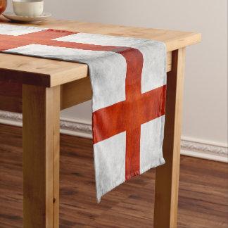 Camino De Mesa Corto Bandera de Inglaterra